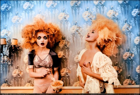 david-lachapelle-milk-maid